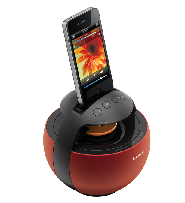 Sony Circle Sound Speakers