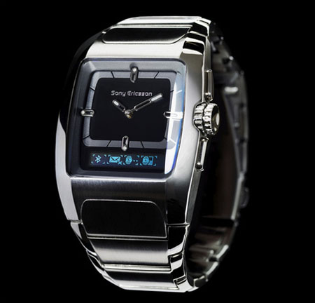 sony ericsson bluetooth watch