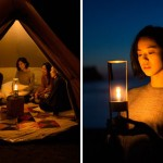 Sony Wireless Glass Speaker Creates Warmth and Nice Atmosphere Wherever You Are
