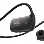 Sony NWZ-WS610 Waterproof Walkman Headphones with Remote Ring Control