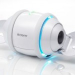 Sony Rolly Egg-Shaped Sound Entertainment Gadget
