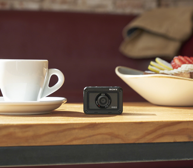 Sony RX0 II is World's Smallest and Lightest Premium Camera