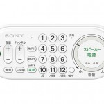 Sony SRS-LSR100 Combines Wireless Speaker and TV Remote Control