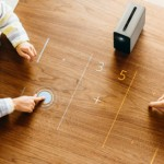 Sony Xperia Touch Portable Projector Turns Any Flat Surface into An Interactive Screen
