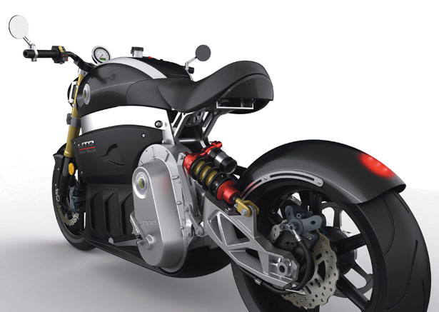 Sora Electric Motorcycle by The Creative Unit