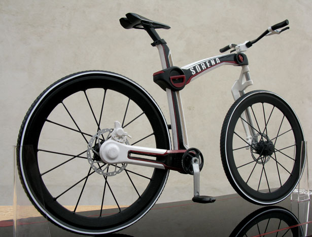 Sorena Foldable Urban Bike