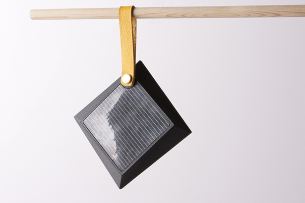 Soul Cell Solar Power Lamp by Jesper Jonsson