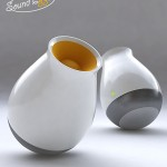 Sound Egg Speaker was Inspired by Tilting Dolls