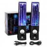 SoundSoul Mini Amplifier Music Fountain Speakers Would Be A Cool Gift for Music Lover