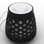 Sourdine Wi-Fi Speaker Design from Arnaud Lapierre