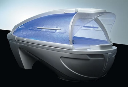 spa jet futuristic hydro massage