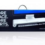 Space Bar Desk Organizer Keeps Your Desk Clean and Tidy