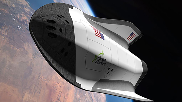 Microwave Powered Space Launch Thruster by Escape Dynamics