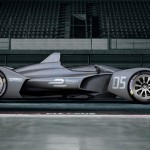 SRT05e : Spark Racing Technology Formula E Concept Car