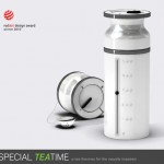 Special TeaTime : A Tea Thermos Concept for Visually Impaired People
