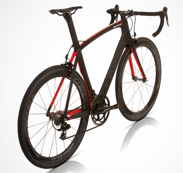 Specialized S-Works x McLaren Venge Bike