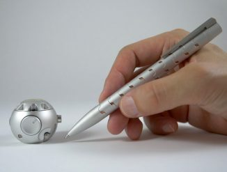 Specta Pen and Fidget Ball Combo for Better Productivity and Stress Relief