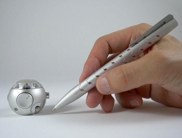 Specta Pen and Fidget Ball Combo by Shin Feng