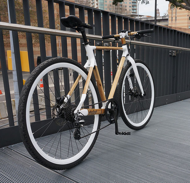 Spedagi Bamboo Bicycle Won Good Design Gold Award - Spedagi Rodacilik and Spedagi Gowesmulyo