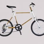 Spedagi Bamboo Bicycle Won Good Design Gold Award