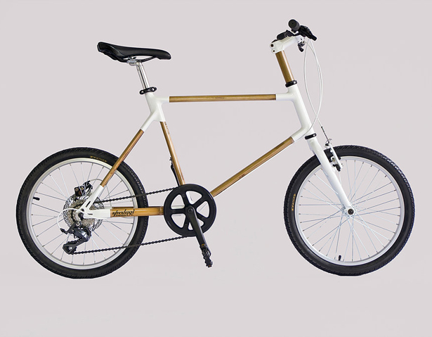 Spedagi Bamboo Bicycle Won Good Design Gold Award - Spedagi Rodacilik
