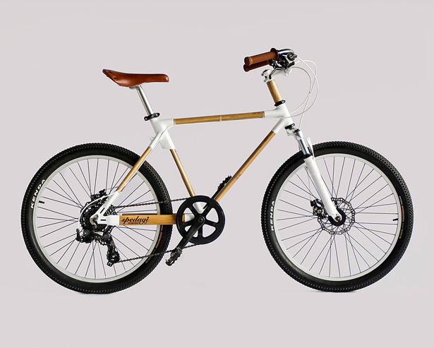 Spedagi Bamboo Bicycle Won Good Design Gold Award - Spedagi Gowesmulyo