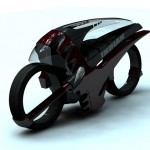 Sleek Speed Racing Bike Concept