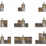 SpeetBox Modular Stove By Philippe Starck for Speeta