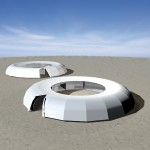 Sphere : House Design for Emergency Accommodation