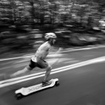 SpikeBoarding Transport Sport Combines Recreation and Racing for Daily Commute
