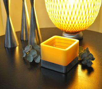 Spiral Candles as Eco-Packaging that Leaves No Waste Behind