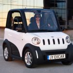 Inspired by A Little Boy, Spirit City Electric Car Looks Like a Toy Jeep