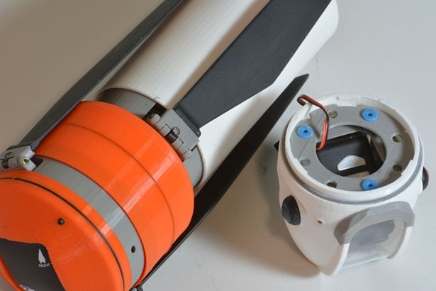 Sprite: Portable and Rugged Drone by Ascent AeroSystems