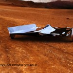 SPV (Solar Powered Vehicle) Concept by Omer Sagiv