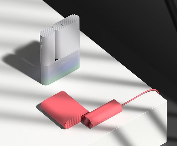 Squared Dryer Concept by Jiyoun Kim and Junyoung Jang