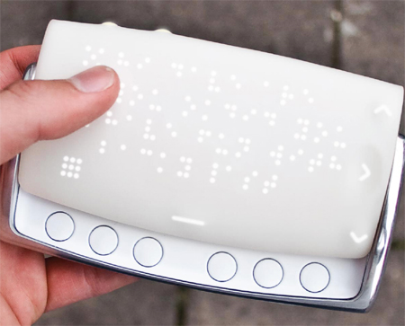squibble portable braille interface