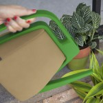 Squish Watering Can Folds Flat for Easy Storage