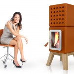 Stack Stove : Modern Contemporary Stove by Adriano Design