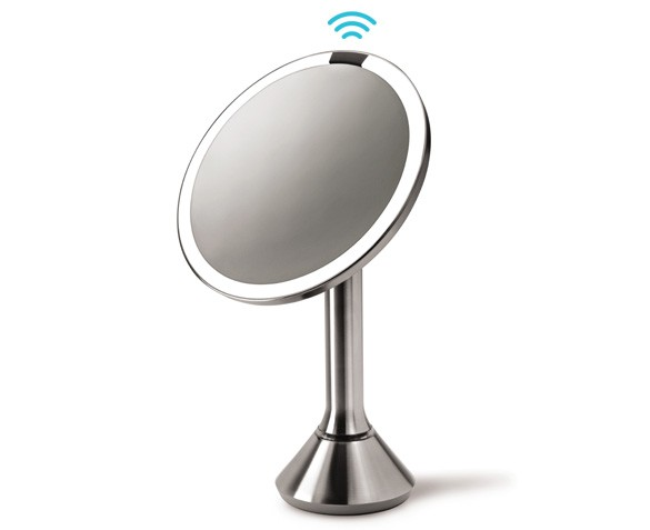 Stainless Steel Sensor Mirror By Simplehuman Tuvie