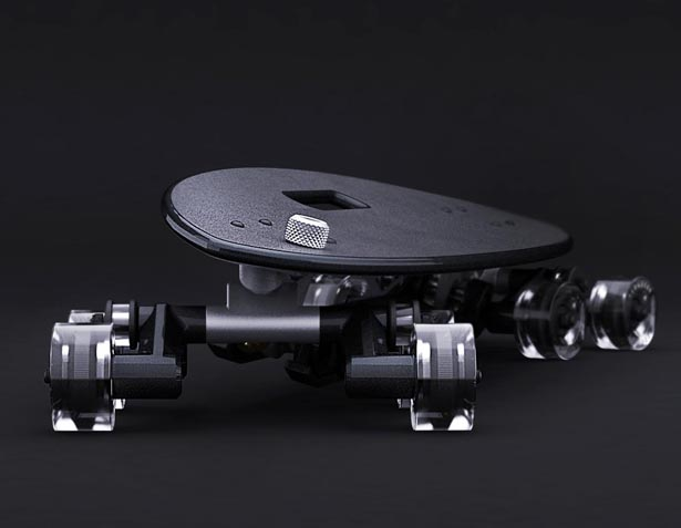 Stair-Rover Longboard by AllRover