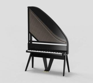 Future Piano Standing Grand Offers Lightweight, Portable, Acoustic Piano