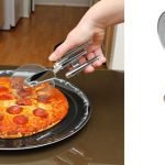 Trekkie, Cut Your Pizza Star Trek Style!
