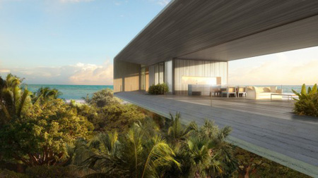 starchitects in the turks and caicos archipielago