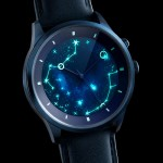 Futuristic and Cool Stargazer's Watch Features The Big Dipper and The Little Dipper