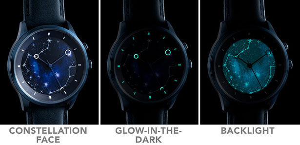 Futuristic and Cool Stargazer's Watch