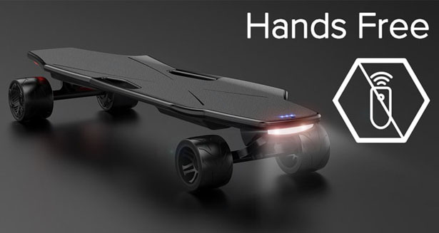 StarkBoard Smart Electric Skateboard by Stark Mobility