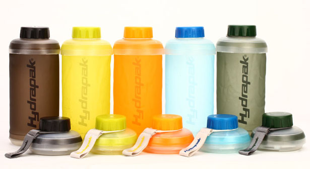 Stash Collapsible Bottle by Hydrapak