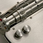 Stash Stainless Bass Guitar by Stan Potyrala