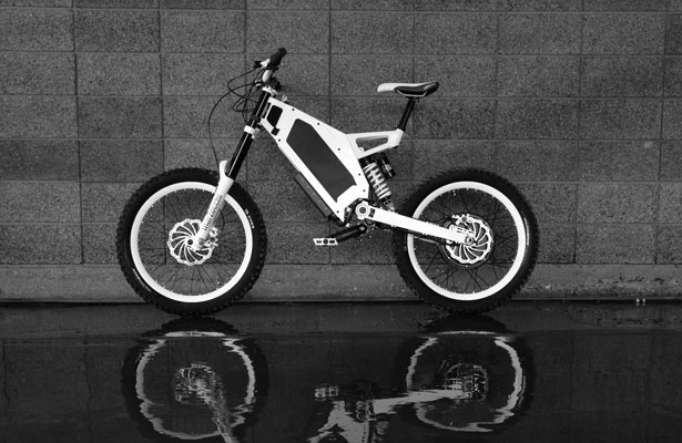 Stealth Electric Bikes - The Bomber