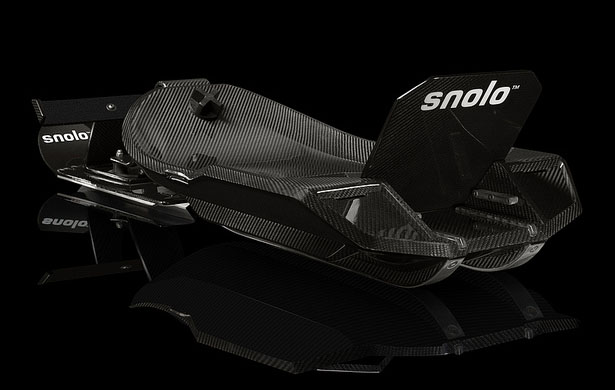 Stealth-X Sled by SnoloSleds